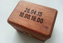 Kotak cincin by I.N.V.T