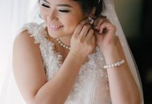 Lesley and Ino Wedding by Moisel Makeup