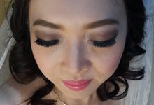 Ria trial wedding makeup by Nic Makeup Art