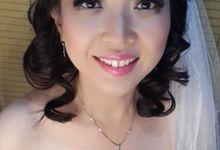 Ria trial wedding makeup by Nic Makeup Art