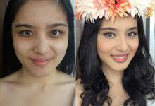Family makeup by ElzCaren Makeup Artist