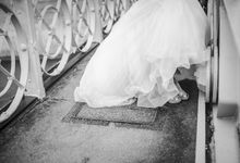 Bridal Portrait and Solemnization (E&L) by Fay Image