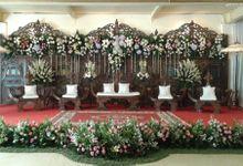 Fahmi Idris & Yenny Fatmawati Wedding by Balai Sarwono
