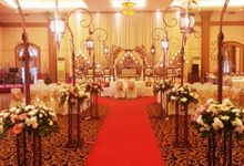PUJI & NINA by Raffles Hills Cibubur - On Green Garden Venue