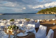 Beach Wedding by Dreams In Style