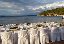 Beach Wedding by Dreams In Style