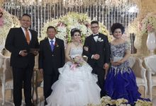 Christian & Asteria Wedding by Nodi Rahadian