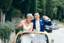 EARTHY GREENERY AND ELEGANT WEDDING IN ITALY by My Wedding Planner in Italy