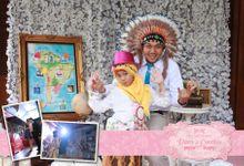 dany & cynthia wedding by instafunbooth