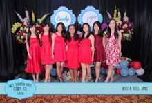 Sweet seventeen photoboot by Phico photography