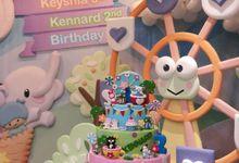 Birthday Keysia 5th & Kennard 2th by LUMOS Wedding and Entertainment