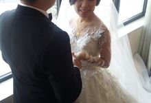 Adi & Sheli by Romantic Atmosphere Wedding Planner