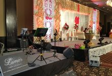 Wedding A Nen & Kiki - 10 Oktober 2015 by LUMOS Wedding and Entertainment