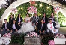 Angga & Hanny by Romantic Atmosphere Wedding Planner