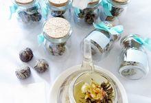Rhapsody Blooming Ball by Havilla Gourmet Tea