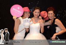 Photobooth with Instant Photo Printing by Reflection Photography Services