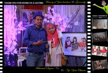 Gian & Yessy - Photo Booth by Cheers and Happy Photobooth