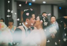Intimate Wedding by Moisel Makeup