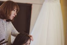 Wedding Day of LC & HC by SimplyBenji Photography