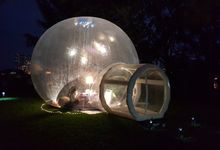 Bubble Love Hut by Glammories