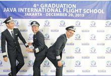 Graduation Java International Flight School by Anantatur Pictures