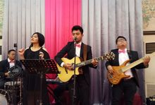 Wedding at grand cempaka by X-Seven Entertainment