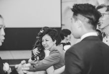 Actual Day Wedding and Church Wedding (J&J) by Fay Image