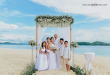 Baustista-Nicolas Wedding by Club Paradise Palawan