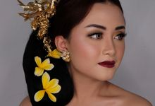 Makeup balinese by Elysa Knia Makeup