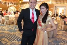 Antony and Margaret Wedding by MC Arief Senoaji