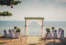 Beach Wedding by Dream Asia Weddings