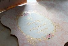 HENDRY & CHRISTINE by YOE'S CARD