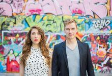 Rocio & Fabrice by Carolina Evanno Photography
