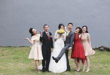 The wedding of  Thomas & stevannie by W The Organizer