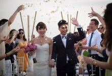 Chien & Carlton from Hong Kong by Wedding Idea & The Event Thailand