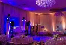 Moroccan Wedding by Pärdē Productions - Parde Productions Event Lighting Los Angeles & Special Effects