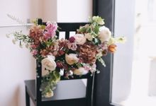 Garden Inspired Bouquets III by Keira Floral
