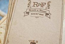 RIONALDO & FLORENCE by YOE'S CARD