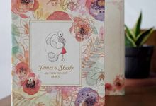 James & Sherly by YOE'S CARD