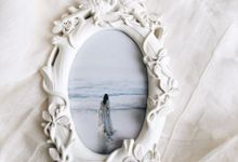 Photo frames for wedding souvenirs by Elantier