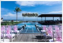 Floating Stage at Alila Seminyak by Bali-stage.com