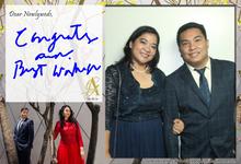 Arthur and Gwen wedding by e-Guestbook