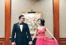 Prewedding Agung & Stella by MERCANTILE PENTHOUSE WEDDING