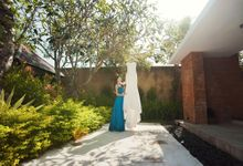 ROM in Bali - Celebrating Elly & Way Kiat by Armadale Weddings