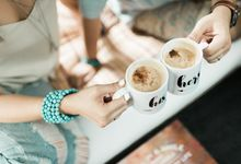 Coffee Love by The Daydreamer Studios