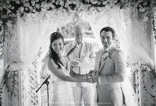 Beach Wedding in Pangkor Laut Resort Malaysia by Armadale Weddings