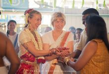 Beach Wedding in Avillion Port Dickson Malaysia by Armadale Weddings