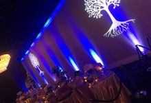 Beverly Hilton Hotel by Pärdē Productions - Parde Productions Event Lighting Los Angeles & Special Effects