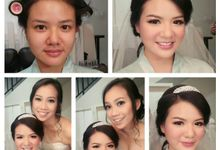 make up bride by Xin-Ai Bride