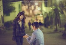 A surprise proposal in Italy by Armadale Cinematography Production
